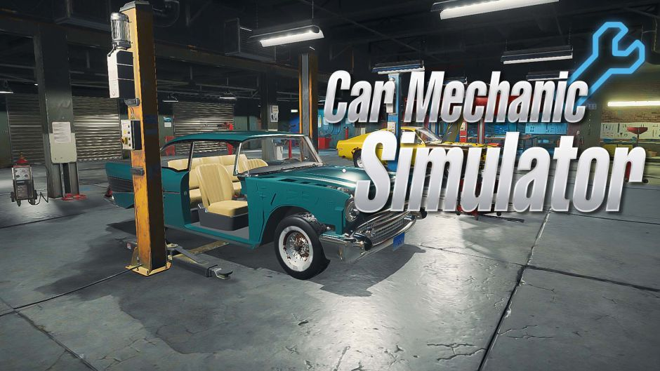 Car Mechanic Simulator anunciado para Xbox One