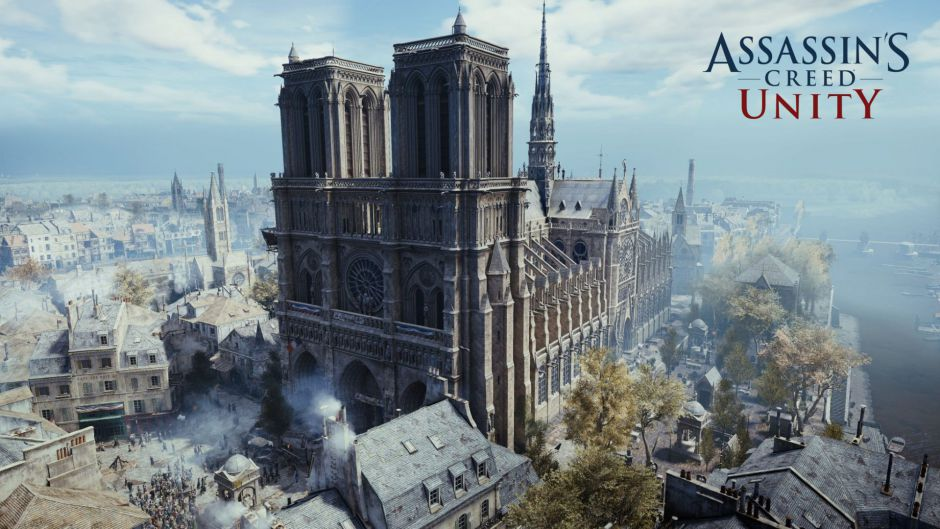 Assassin's Creed: Unity consigue 3 millones de descargas