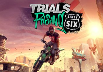 Ya disponible la primera expansión de Trials Rising: Sixty-Six