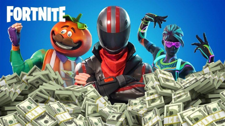 Fortnite se corona como el juego más lucrativo del 2019