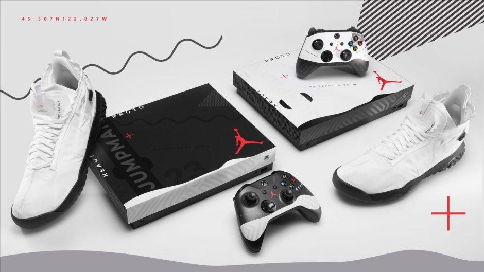 Participa en el sorteo de esta Xbox One Air Jordan Edition