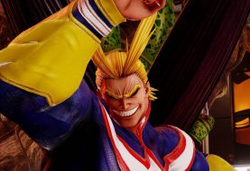 Nuevo trailer de Jump Force luciendo a All Might en todo su esplendor