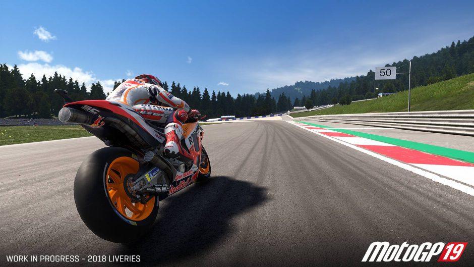 Milestone muestra la IA neuronal que estará incluida en MotoGP 19