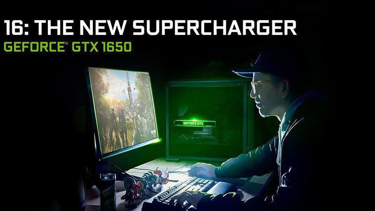 Nvidia GeForce GTX 1650 por 149$