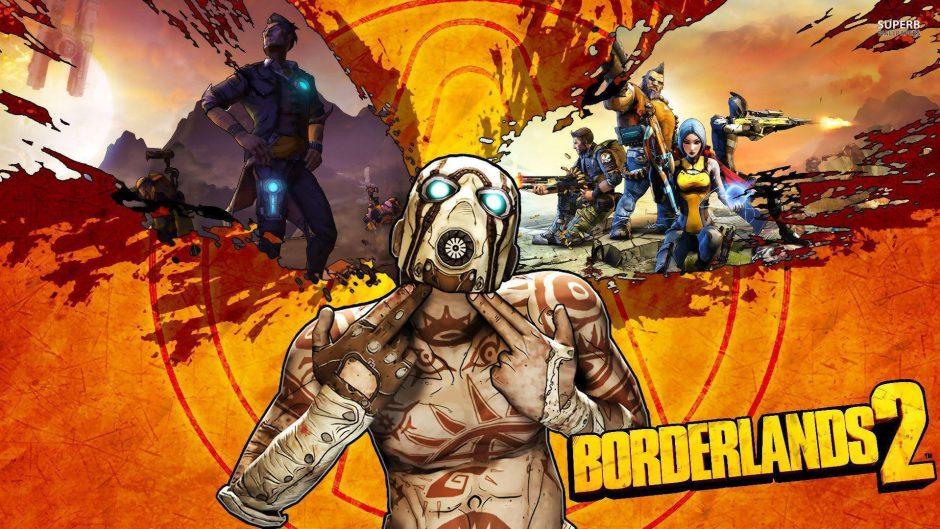 Borderlands 2 vuelve al top 5 de lo más jugado en Steam