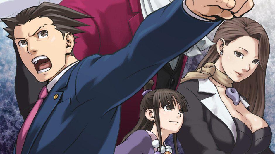 Objection! Los juegos más oscuros de Ace Attorney llegan a PC