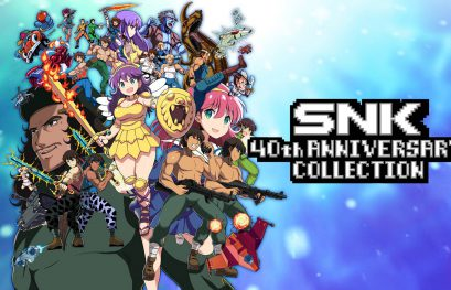 Análisis de SNK 40th Anniversary Collection