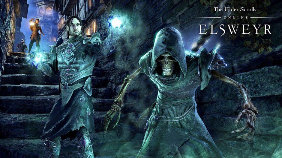 Nuevo trailer del nigromante y de la expansión Elsweyr para The Elder Scrolls Online