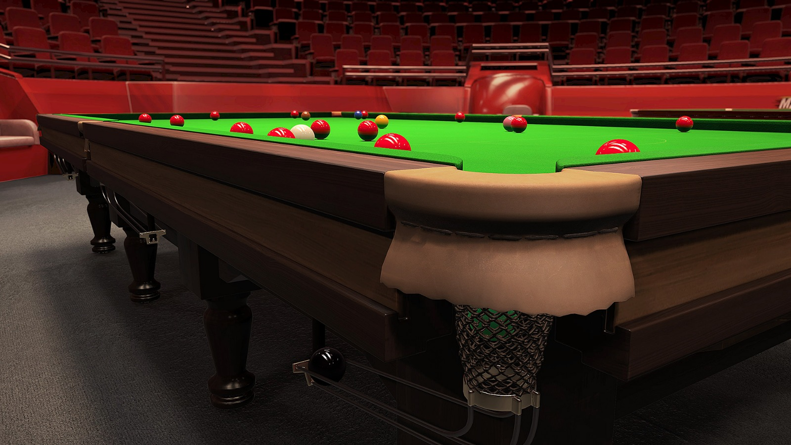 This is Snooker