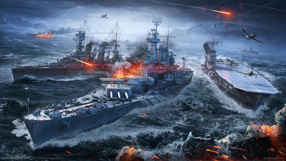 World of Warships llega a la versión 1.0 en Xbox One y lo anuncia con un trailer