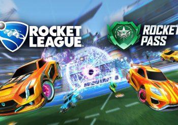 Rocket League presenta el Rocket Pass 3