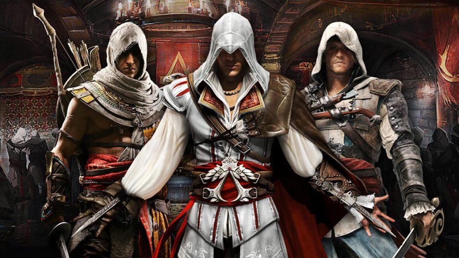 La saga Assassin's Creed a precio de derribo para Xbox