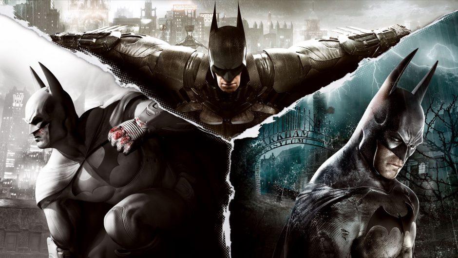 Hazte con Batman: Arkham Collection para Xbox One a precio de derribo
