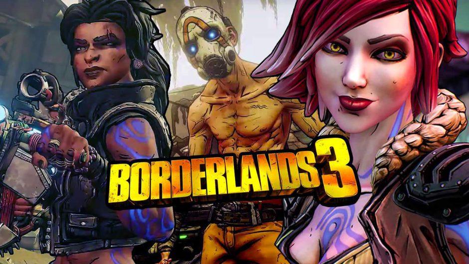 Borderlands 3 apunta a 4K y 60 fps en Xbox One X