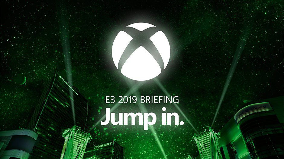 Así se preparó el Microsoft Theater para la conferencia de Xbox del E3 2019
