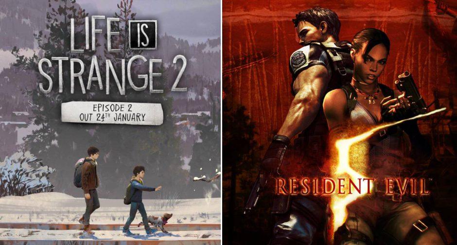 Life is Strange 2: Episodio 2 y Resident Evil 5, ya disponibles en Xbox Game Pass