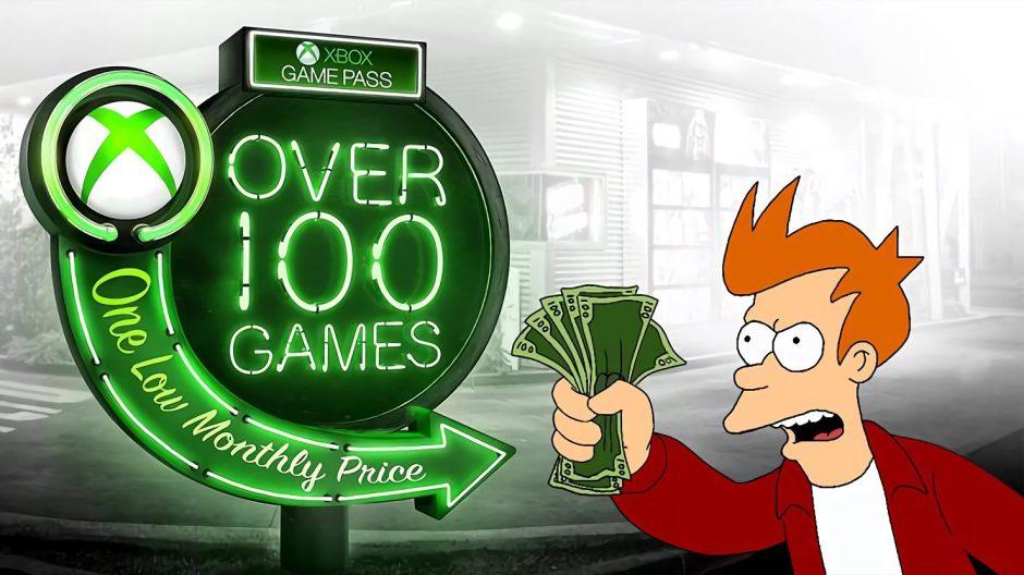 Xbox Game Pass contaría con casi 10 millones de usuarios mensuales