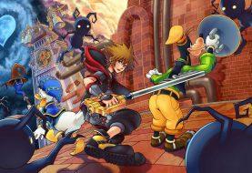 Kingdom Hearts III se actualiza hoy para recibir el Modo Maestro