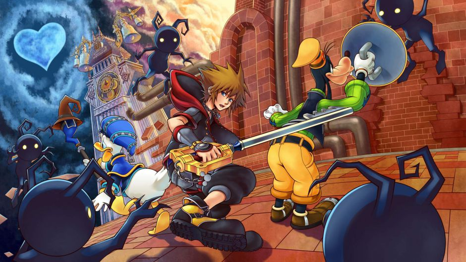 Dos nuevas entregas de Kingdom Hearts están en desarrollo