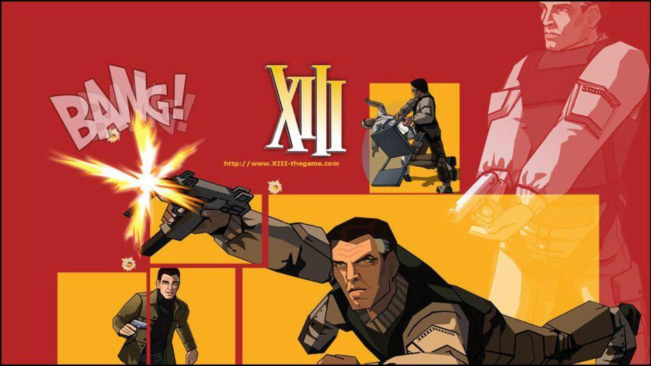 El célebre shooter cel-shade XIII, vuelve como remake en 2019