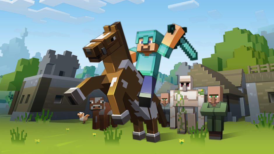 Minecraft oficialmente forma parte del Salón de la Fama de los Videojuegos