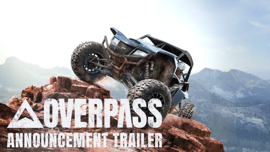 La conducción extrema de Overpass llegará en octubre