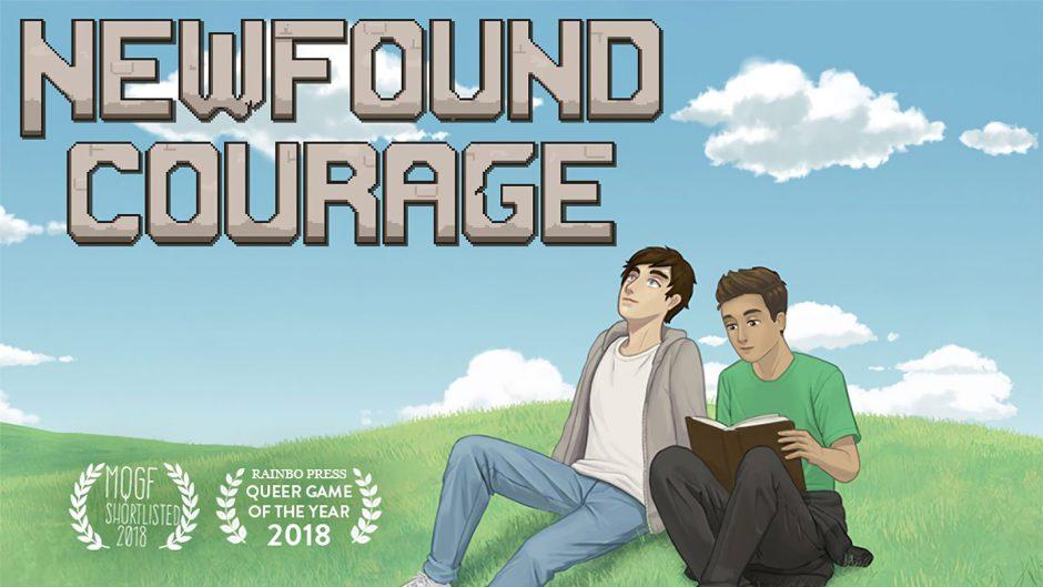 Newfound Courage, un juego de aventuras que visibiliza al colectivo LGBTQ