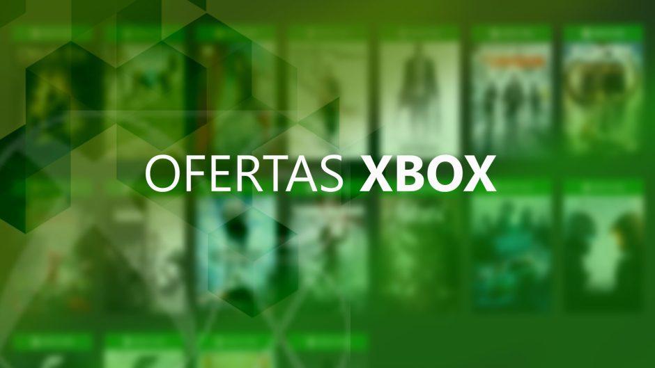 Nuevas ofertas en juegos y contenidos para Xbox