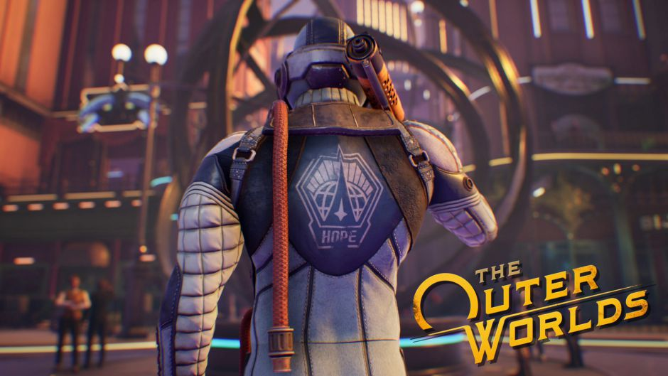 Matt Booty compara The Outer Worlds con Halo