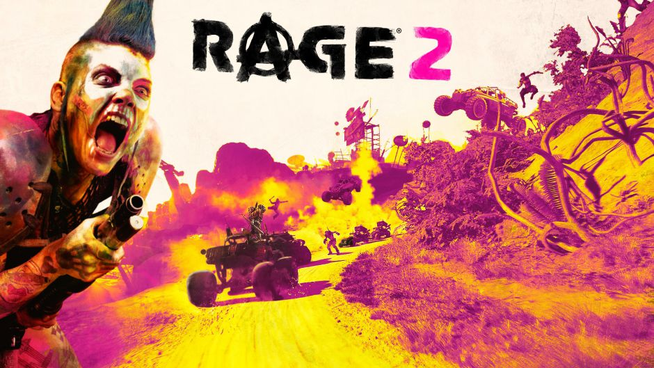 Rage 2 ya es gold, y Bethesda revela los requisitos para PC