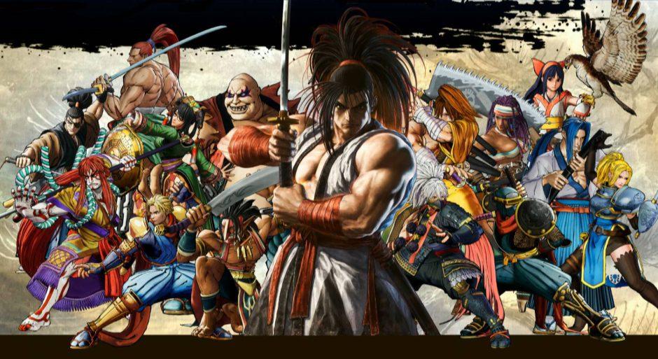 Anunciado Samurai Shodown Neogeo Collection para Xbox One