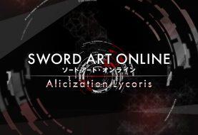 Filtran por error la fecha de salida de Sword Art Online: Alicization Lycoris