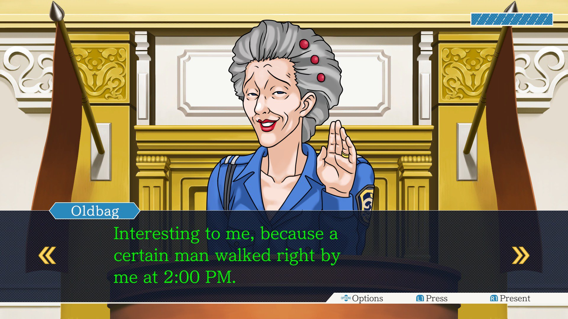 Phoenix Wright: Ace Attorney Trilogy - Analisis