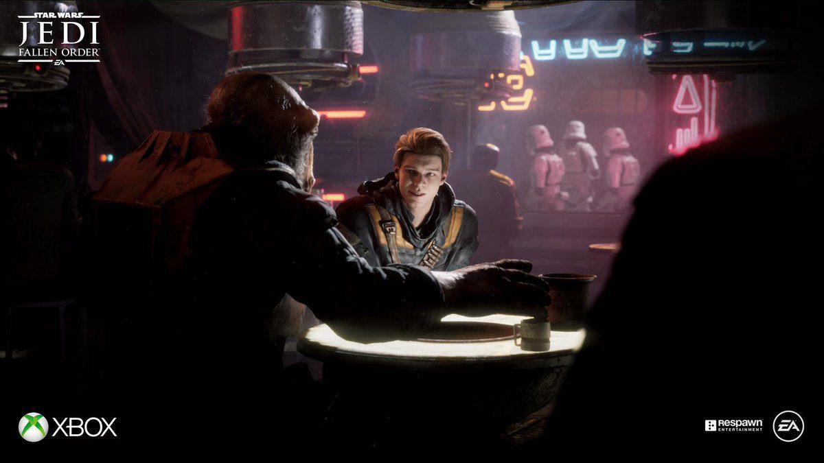 Wallpapers y Capturas de Star Wars: Jedi Fallen Order 2