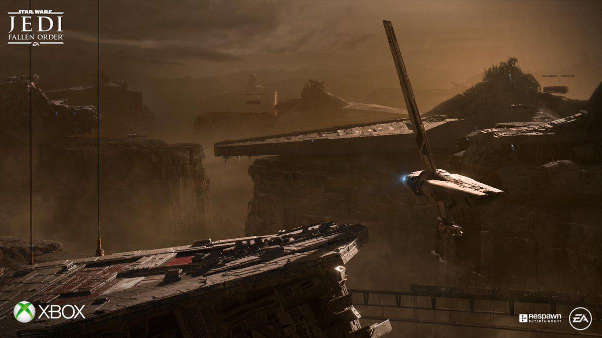 Wallpapers y Capturas de Star Wars: Jedi Fallen Order 3