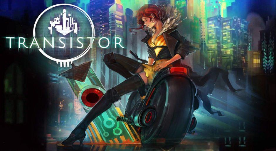 Consigue gratis Transistor para PC en la Epic Games Store