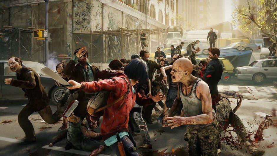 Quince minutos de gameplay mostrando las hordas de zombies en World War Z