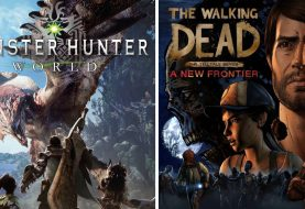 Monster Hunter: World y The Walking Dead: A New Frontier, ya disponibles en Xbox Game Pass
