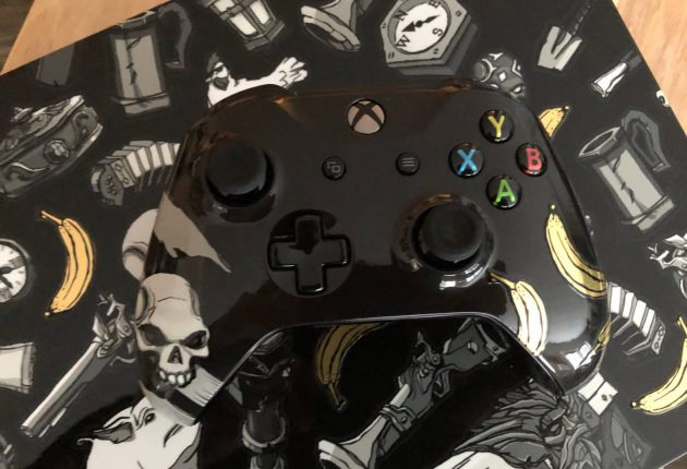 Un usuario crea esta Xbox One X inspirada en Sea of Thieves