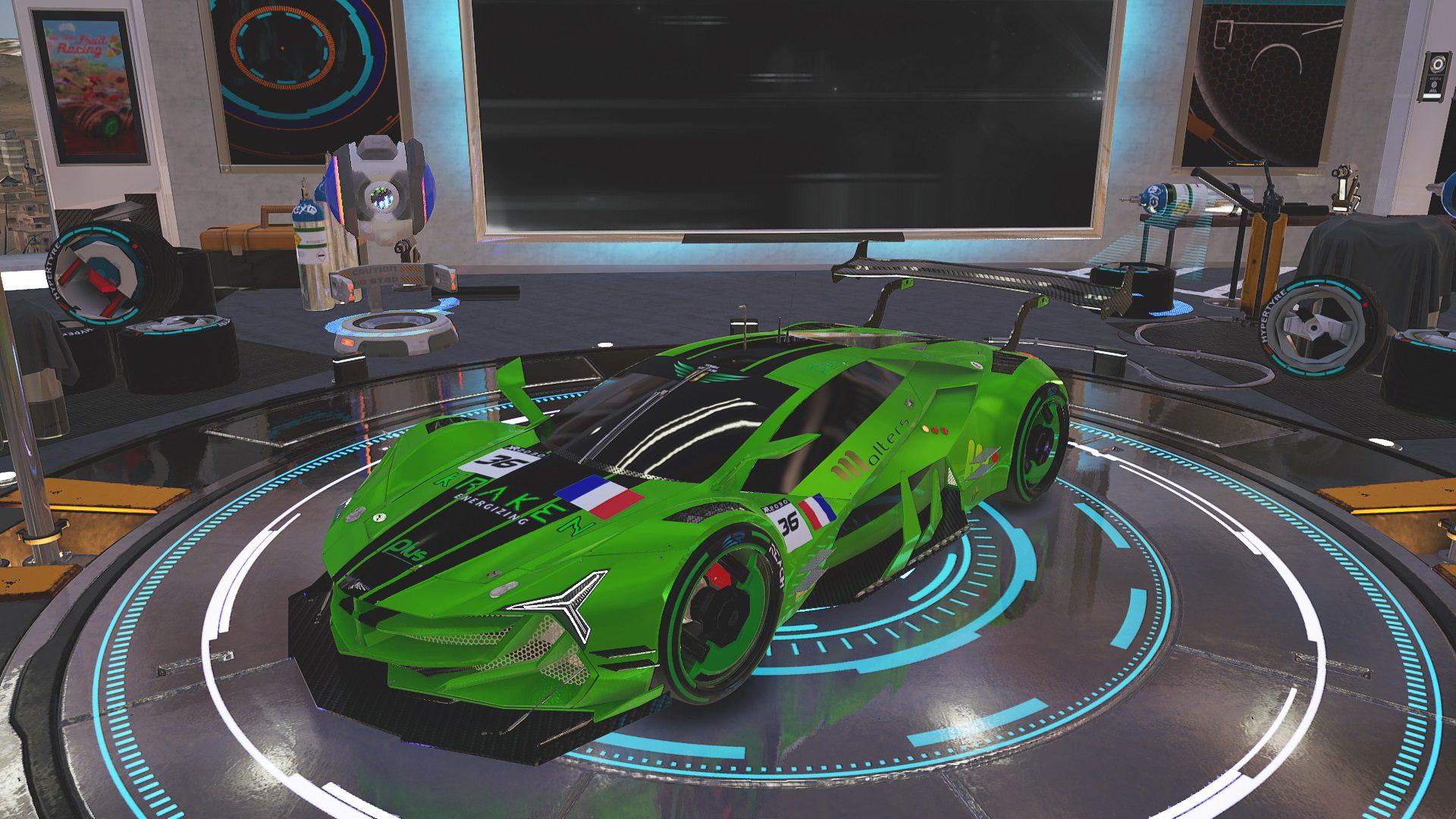 Análisis de Xenon Racer 3