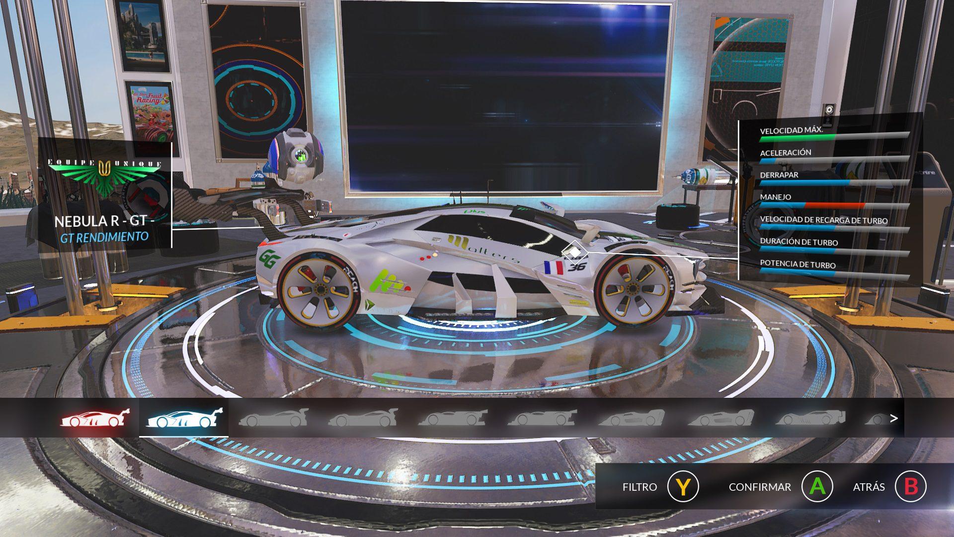 Análisis de Xenon Racer 1