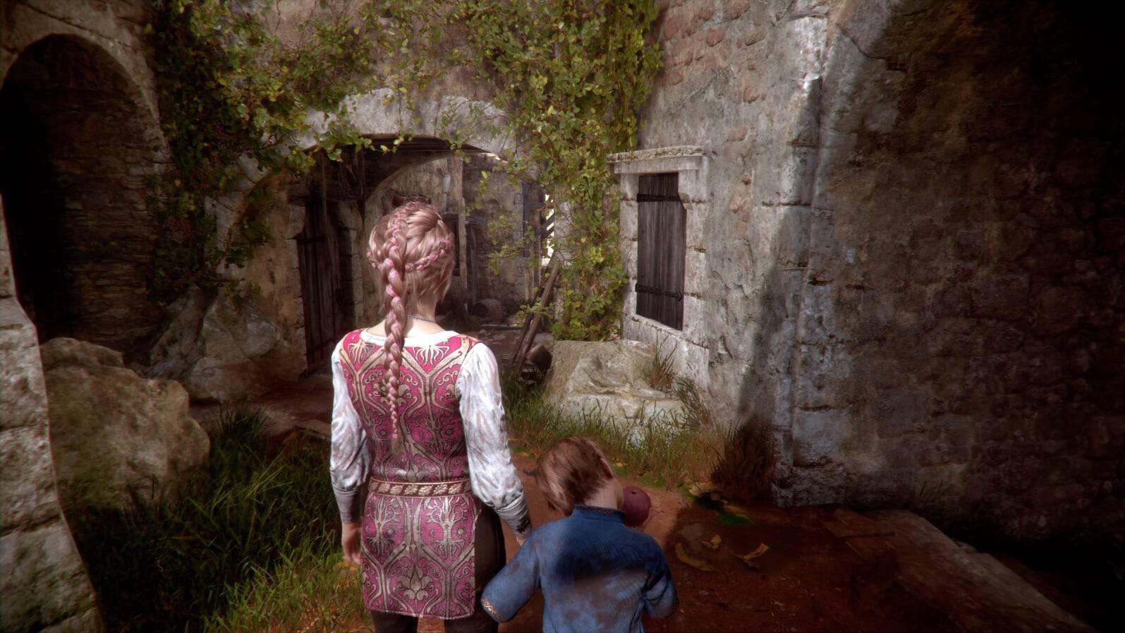 Análisis de A Plague Tale: Innocence