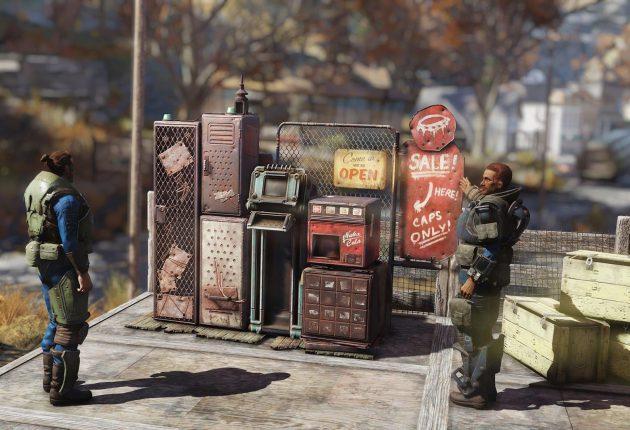 Detalles y novedades del parche 9 de Fallout 76