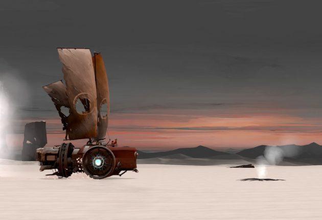 Análisis de FAR: Lone Sails