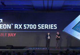 AMD presenta oficialmente la nueva gráfica RX 5700 y los nuevos Ryzen 9