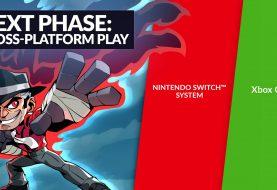 Brawlhalla estrena juego cruzado entre Xbox One y Nintendo Switch