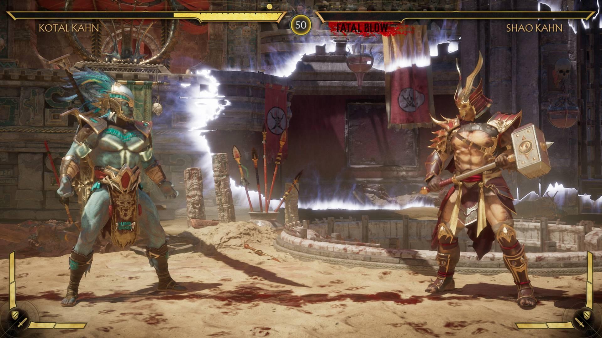 Análisis de Mortal Kombat 11