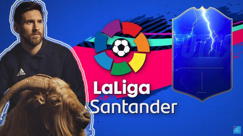 FIFA 19: ¡Ya están aquí los TOTS de La Liga Santander!