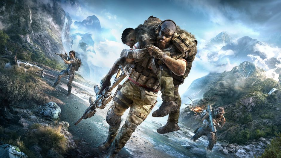 El mapa de Ghost Recon: Breakpoint será tan grande como Wildlands