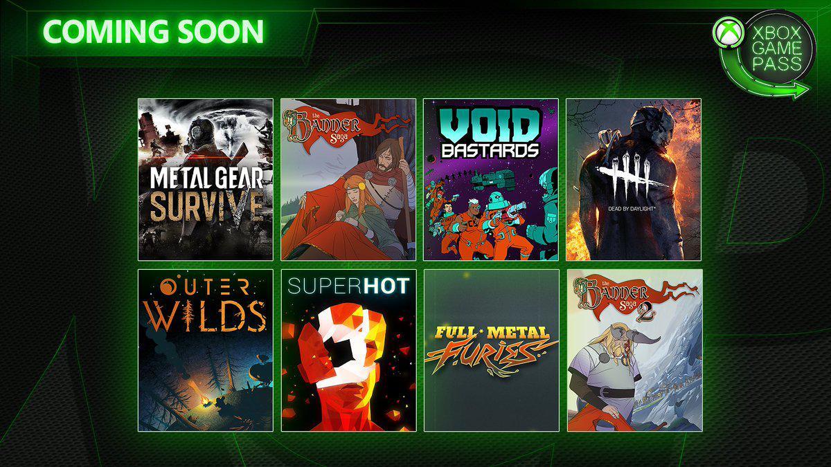 Xbox Game Pass juegos del 23 de mayo al 6 de junio